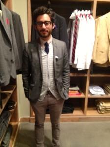 my salesman Diego