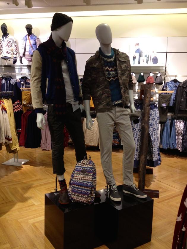 menswear platform featuring Topman