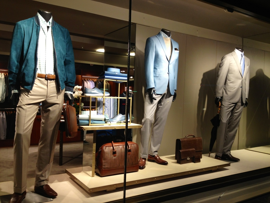 Experience Brioni