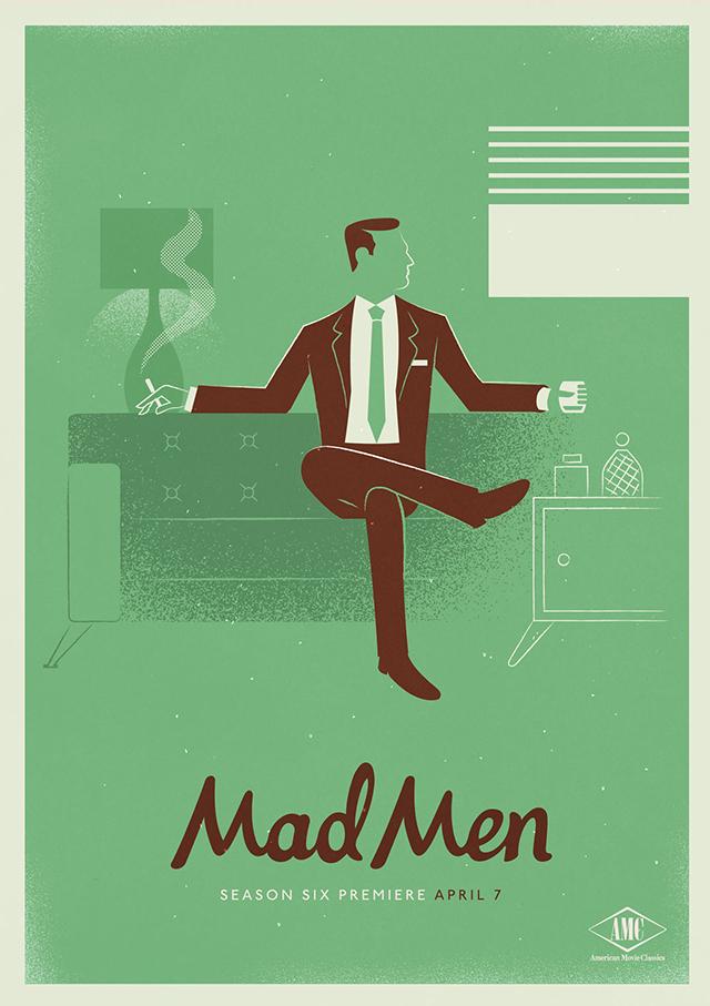 MAD MEN is back
