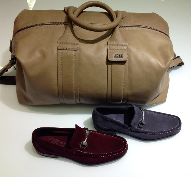Weekender bag by HUGO BOSS