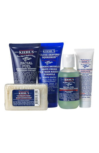 Kiehl's Men's Starter Kit