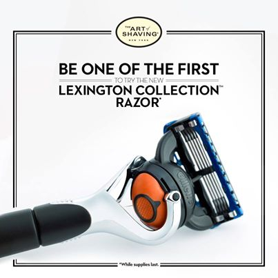 Lexington Collection razor