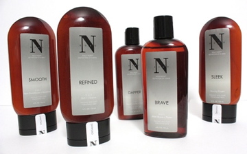 Skincare line from Solo Noir